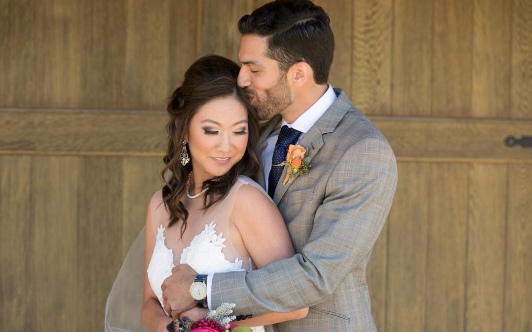 Jenna & Daniel ~ Sonoma Private Estate Wedding